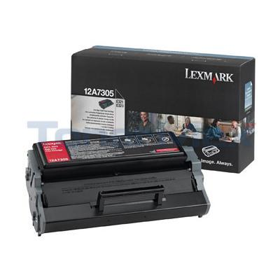 LEXMARK E321 TONER CARTRIDGE 6K